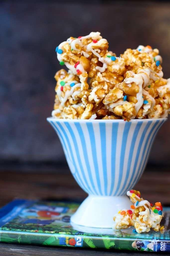 """<p>Popcorn just got a major upgrade! Caramel, white chocolate, and sprinkles add to its already-universal appeal in this inspired recipe.</p><p><strong>Get the recipe at <a href=""""http://theseasidebaker.com/caramel-corn/"""" rel=""""nofollow noopener"""" target=""""_blank"""" data-ylk=""""slk:The Seaside Baker"""" class=""""link rapid-noclick-resp"""">The Seaside Baker</a></strong>.</p><p><a class=""""link rapid-noclick-resp"""" href=""""https://go.redirectingat.com?id=74968X1596630&url=https%3A%2F%2Fwww.walmart.com%2Fip%2FThe-Pioneer-Woman-5-Piece-Prep-Set-Measuring-Bowls-Cup%2F55467843&sref=https%3A%2F%2Fwww.thepioneerwoman.com%2Ffood-cooking%2Fmeals-menus%2Fg32110899%2Fbest-halloween-desserts%2F"""" rel=""""nofollow noopener"""" target=""""_blank"""" data-ylk=""""slk:SHOP MEASURING BOWLS"""">SHOP MEASURING BOWLS</a></p>"""
