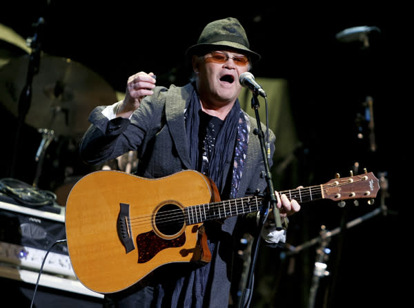 The Monkees Return With Michael Nesmith