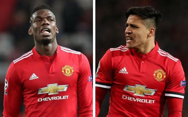 "Jose Mourinho is facing a serious battle to revitalise his star signings Alexis Sanchez and Paul Pogba amid growing concerns about their state of mind at Manchester United as Zlatan Ibrahimovic quit the club to join Los Angeles Galaxy in the United States. Sanchez has admitted his struggles at Old Trafford in the wake of his January move from Arsenal have left him ""emotionally and psychologically exhausted"". And Pogba has appeared relieved to join up with the French squad this week and escape his current club woes under Mourinho, with France coach Didier Deschamps admitting the midfielder's problems at United were ""complicated"" following heart-to-heart talks between the pair. Concerns over Sanchez and Pogba came as Mourinho launched yet another defence of his reign at United and brand of football and LA Galaxy prepared to announce on Friday that Ibrahimovic has signed a two-year deal to join the Major League Soccer outfit after his short spell at Old Trafford was brought to an abrupt end. United agreed to release Ibrahimovic from his contract three months before it was due to expire on June 30 following the 36-year-old's struggles to regain his fitness and form in the wake of a cruciate knee ligament injury suffered last year. Mourinho had forecast Ibrahimovic's departure weeks ago and will be more concerned about his remaining highest profile players. Sanchez took to Instagram on Thursday to post a photo of himself smiling while training with the Chilean national team accompanied by a message that read: ""I know you're tired. I know you are psychologically and emotionally exhausted. But you have to smile and continue."" * se que estás cansado. * se que estás psicológicamente y emocionalmente agotado. "" PERO TIENES QUE SONREÍR Y CONTINUAR"" ... ����⚽️���� A post shared by Alexis Sanchez (@alexis_officia1) on Mar 22, 2018 at 6:04am PDT Sanchez, who has scored just once in 10 games since his swap deal with Henrikh Mkhitaryan, is said to have cut a sullen and isolated figure at times at United and there have even been reports of him eating alone in the club canteen, with the player admitting the move was not panning out as planned. ""As I am self-demanding, I expected something better,"" he said. ""The change of club was very abrupt. It was the first time I've changed clubs in January but many things have happened in my life that are difficult."" Sanchez was an unused substitute alongside Pogba for United's 2-0 FA Cup quarter-final win over Brighton & Hove Albion last Saturday. Pogba has started just four of 11 matches for United owing to poor form, illness and injury, although the Frenchman's mood is said to have brightened considerably on international duty this week. Nonetheless, Pogba is expected to pay the price for his recent difficulties by starting on the bench for France against Colombia in Paris on Friday night. Man Utd: What exactly were you expecting when you hired Jose Mourinho? ""His situation in Manchester is complicated,"" Deschamps said. ""It is good for him to be here with us. I had a long discussion with him. I know how to deal with him. I am here to encourage my players, show them my confidence but also be truthful with them. I am here to put them in the best condition for the national team."" Meanwhile, United manager Jose Mourinho has dismissed suggestions his side do not play enough attacking football and has claimed the club are ""in transition"" under him, even though his £300 million splurge in under two seasons has taken the club's spending post 2013 to over £600 million. Mourinho has been severely criticised in the wake of United's humiliating Champions League round of 16 exit to Sevilla but the Portuguese scoffed at the reaction to the defeat. ""What do you mean by that? Like we did against Chelsea and against Liverpool you mean?"" Mourinho told CNN when asked if United's football was expansive enough. Man Utd fans must hope Alexis Sanchez has at least hit rock bottom and cannot slip any further ""I don't [understand the criticism], I understand the frustration, I understand the sadness of being knocked out in the Champions League, but I don't understand anything more than that. ""In the history of football all around the world, not just in England, you had the biggest clubs with the moments of transition, you have the biggest clubs with moments of continuous and permanent victories and these are phases in the club. ""I think really at this moment looking to us in the Premier League we have one team [Manchester City], one club clearly better prepared than us in the past few years to be first and we have 18 clubs behind us. One in front of us, 18 behind us. ""Of course, in the future we want to have 19 clubs behind us but this is the reality, and the reality is for people with brain, with sense, with common sense, with knowledge of what sports is, we are in a moment of transition."""