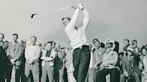 <p>Few people have had more of an impact on the sport of golf than Arnold Palmer, a legend who loomed large over the sport both during his career and after. When he died in 2016, Palmer left behind a legacy that includes tournaments, equipment, courses and even an iced tea drink that he designed — not to mention he had an incredible 62 PGA Tour victories and seven major wins.</p>