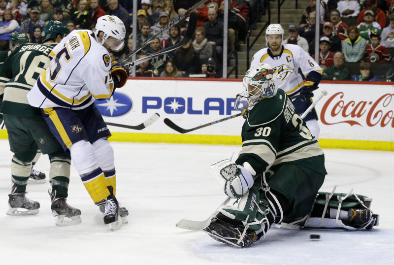 Roy, Avs anxious to open playoffs against Wild