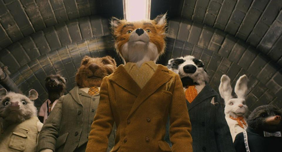 <p>Wes Anderson's stop-motion animated take on Dahl's animal-centred adventure comes up higher than you might have expected. It's rated a 7.8 at IMDb, with an 84% Rotten Tomatoes audience score, and a 93% Rotten Tomatoes critical score. (Picture credit: 20th Century Fox) </p>