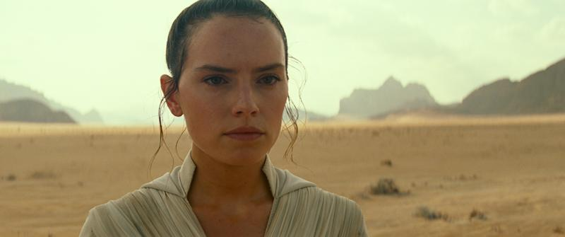 Star Wars actress Daisy Ridley has come under fire for her remarks on privilege. (Photo: Disney)