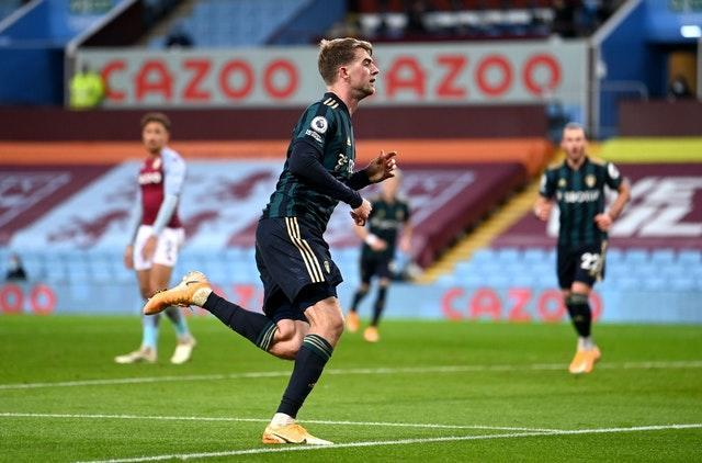 Bamford has already scored six Premier League goals following Leeds' promotion