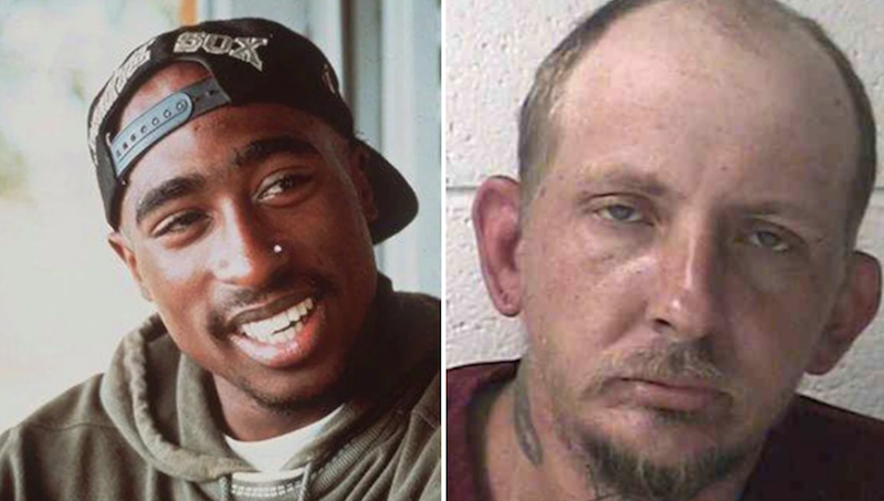 Tupac Shakur is alive (and white, and also on meth)