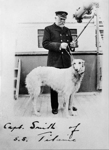 Titanic Captain Edward Smith. Three-quarters of Titanic's crew came from Southampton, many toiling as stokers in the ship's engine rooms or as stewards tending to the needs of passengers