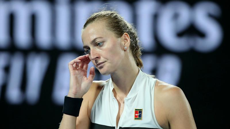 Kvitova Tells Court There Was 'Blood Everywhere' After Knife Attack
