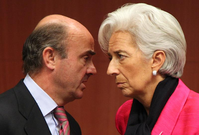 EU finance ministers discuss banking union