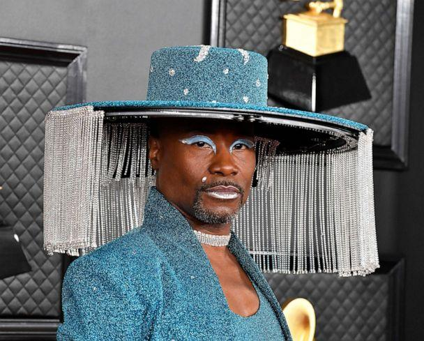 PHOTO: Billy Porter attends the 62nd Annual GRAMMY Awards at STAPLES Center on Jan. 26, 2020 in Los Angeles. (Frazer Harrison/Getty Images, FILE)