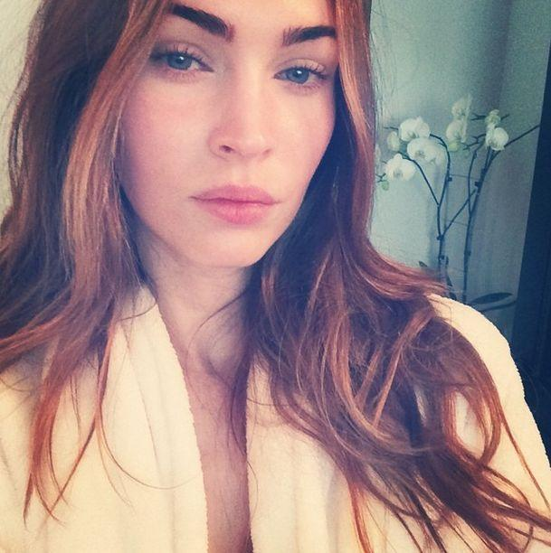 <p>Megan Fox proved she is a bombshell even without makeup. [Photo: Getty/the_native_tiger] </p>