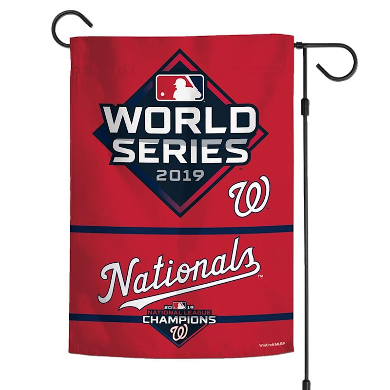 Nationals 2019 National League Champions Garden Flag