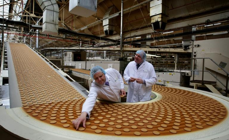 McVitie's Digestives to shrink by SEVEN biscuits per pack within WEEKS