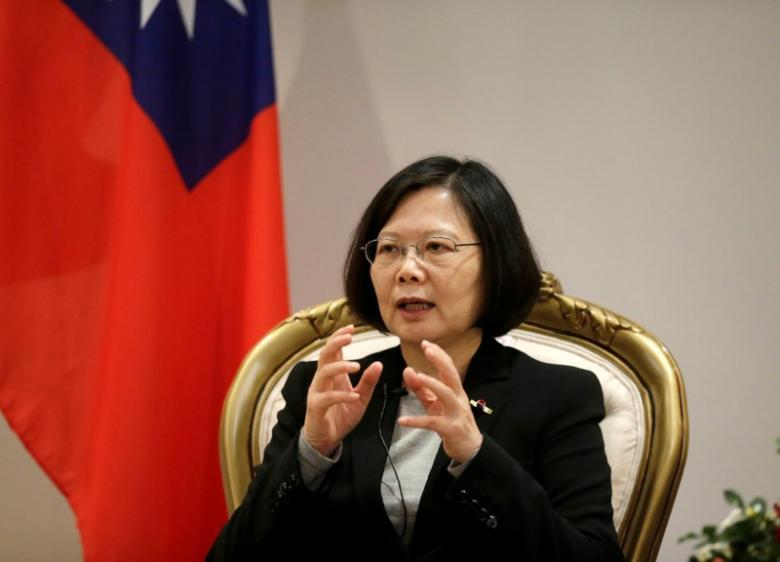 White House pushes back on Trump's Taiwan move