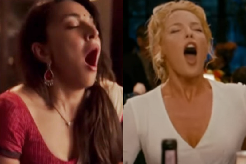Did Karan Johar Get a Little Too Inspired by the Orgasm Scene from 'The Ugly Truth'?