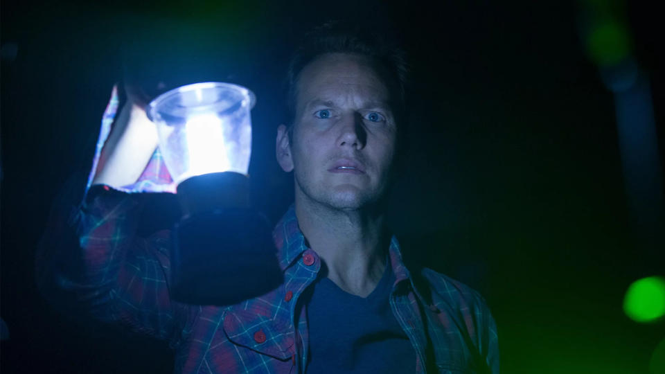 Patrick Wilson is making his directorial debut with the next 'Insidious' movie. (Credit: Blumhouse/FilmDistrict)
