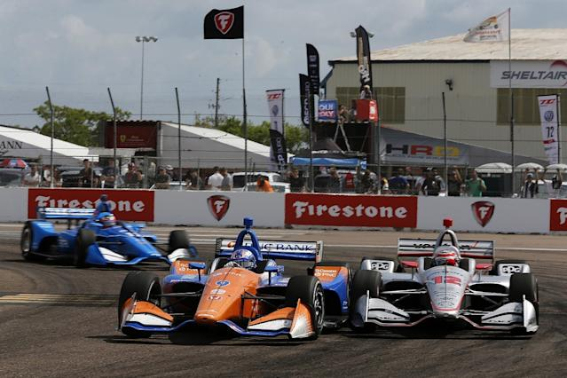 St. Petersburg lands IndyCar final round