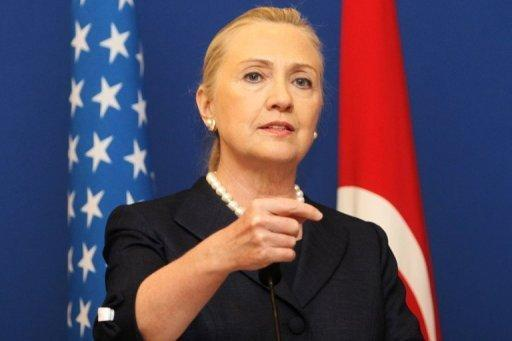 Hillary Clinton will meet President Hu Jintao and take up a gamut of issues between the world's two largest economies
