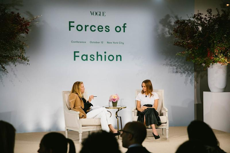 A gathering of some of the fashion industry's most provocative and progressive figures.