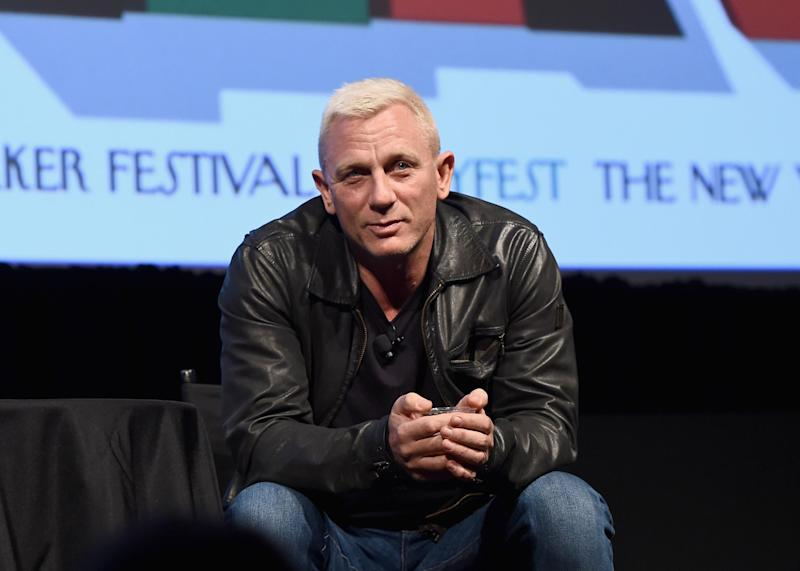 Speaking at The New Yorker Festival in 2016 (Getty Images )