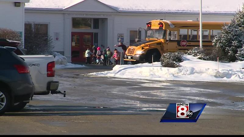 Parents say they are growing more frustrated over mold concerns at Manchester Elementary School. Another round of tests were conducted on Thursday.