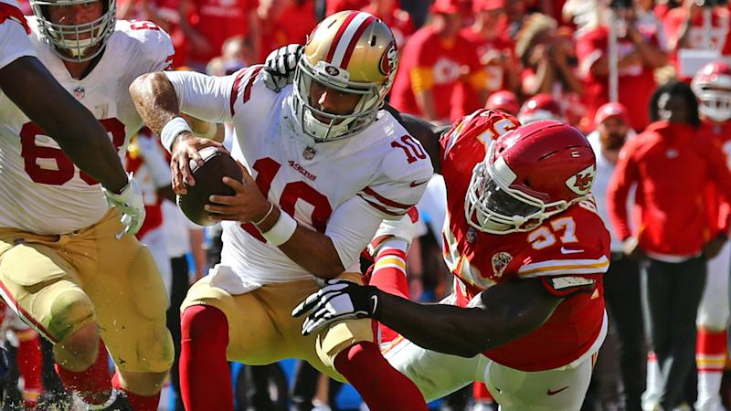 49ers vs. Chiefs live stream: How to watch NFL preseason game online