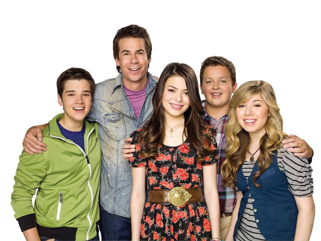 "<p>Before Nathan Kress was Freddie Benson on <em>iCarly</em>, he played an uncredited kid on the ""<a href=""https://fave.co/2Ijmrhr"" target=""_blank"">Battle of Panthatar</a>"" episode of <em>Drake & Josh</em>. However, he originally had a bigger role on the episode that involved him HITTING ON MIRANDA COSGROVE. (Well, hitting on her character, Megan.)</p><p>Dan Schneider, who created both <em>Drake & Josh</em> and <em>iCarly</em>, told <em>Seventeen</em> that on the episode, ""Megan goes to this cool party and there's this 'rich boy' who's shorter than her and looks about two years younger."" Basically, Nathan's character ""follow[ed] [Megan] around and tr[ied] to flirt with her.""</p><p>Nathan had about five lines, ""always coming up to Megan at the party, trying to flirt and impress her, [but] she's not interested.""</p><p>When it came time to edit the episode, Dan was also in the process of creating the <em>iCarly</em> pilot, on which Nathan had already been cast to play Freddie - a kid who's constantly trying to impress and flirt with Carly.</p><p>Dan wanted that relationship to be ""fresh and new in <em>iCarly</em>,"" so he edited out Nathan's part in the <em>Drake & Josh</em> episode, though <a href=""http://www.mtv.com/news/3016103/nick-stars-on-other-nick-shows/"" target=""_blank"">you can still see him</a> in a couple of shots.</p><p><strong></strong><a href=""https://www.seventeen.com/celebrity/movies-tv/a23080696/icarly-trivia-quiz/"" target=""_blank""><strong>MORE:</strong> The Ultimate <em>iCarly</em> Trivia Quiz</a></p>"