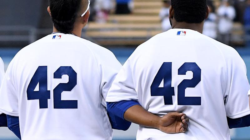 Black players giving back during week MLB honors Jackie Robinson