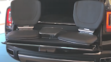 Rolls Royce's first-ever SUV has hidden tailgate chairs