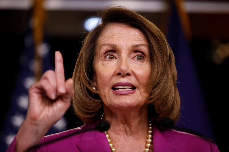 Pelosi Accuses Trump of 'Stealing' Relief Funds