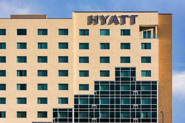 Hyatt customers will have less flexibility when booking in 2018.