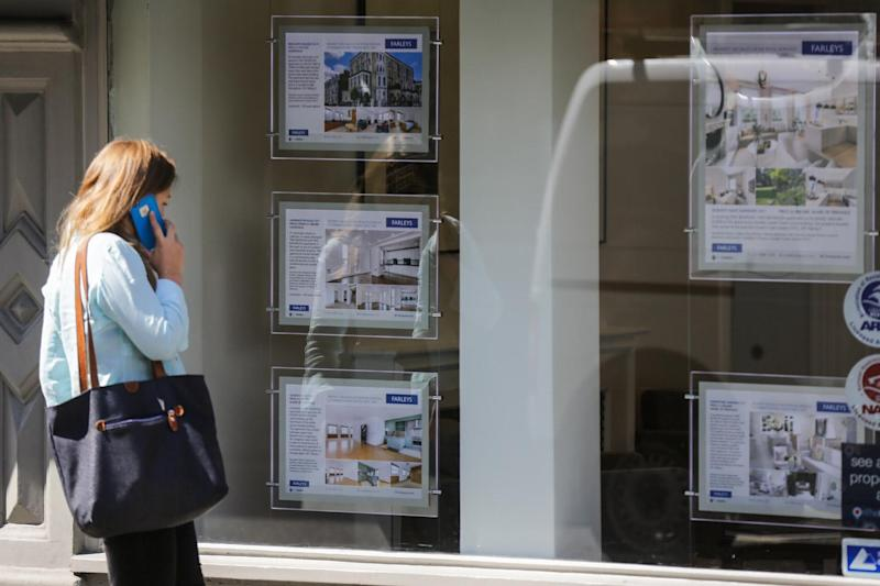 Parts of the UK housing market have been hit by weaker consumer confidence: Daniel Leal-Olivas/Getty Images