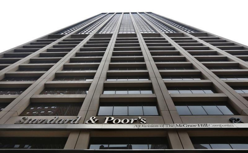 La sede di Standard & Poor's a New York