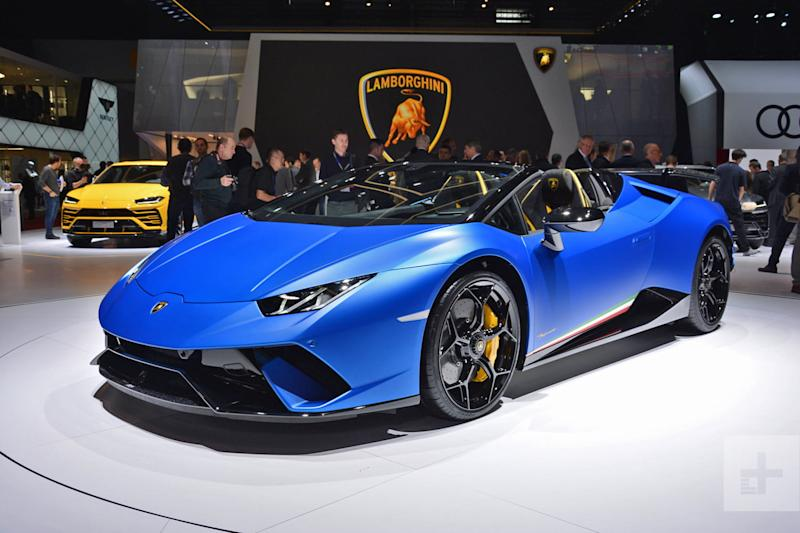 Now Bitcoin Millionaires Are Buying Lamborghinis