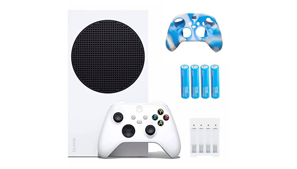 The Xbox Series S is expected to be scarce. (Photo: Walmart)