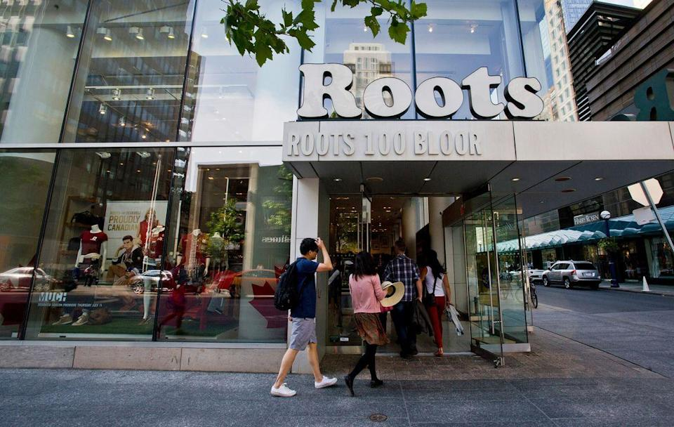 A judge dismissed Roots' application to strike a rival company's cabin trademark. (Galit Rodan/Bloomberg)
