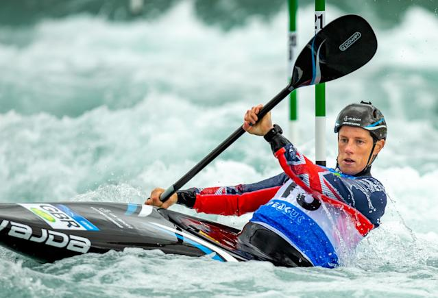 Fiona Pennie is aiming to qualify for another Olympic Games