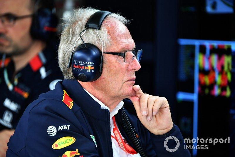 "Helmut Marko, Consultor, Red Bull Racing<span class=""copyright"">Mark Sutton / Motorsport Images</span>"