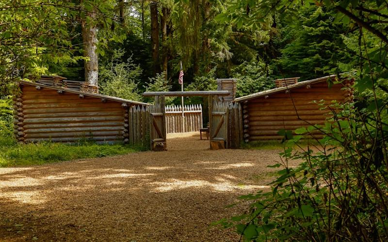 Fort Clatsop - Getty
