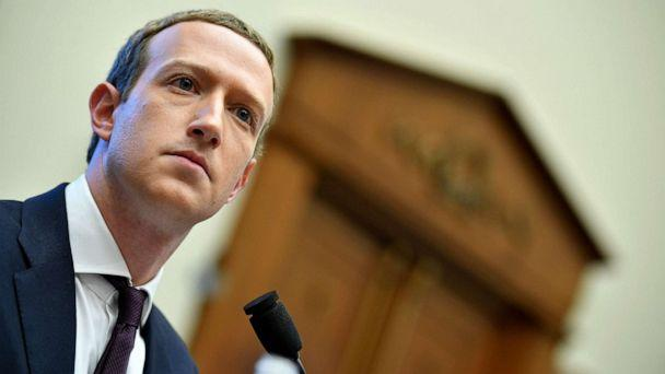 PHOTO: Facebook Chairman and CEO Mark Zuckerberg testifies before the House Financial Services Committee in the Rayburn House Office Building in Washington, DC, Oct. 23, 2019. (Mandel Ngan/AFP/Getty Images, FILE)