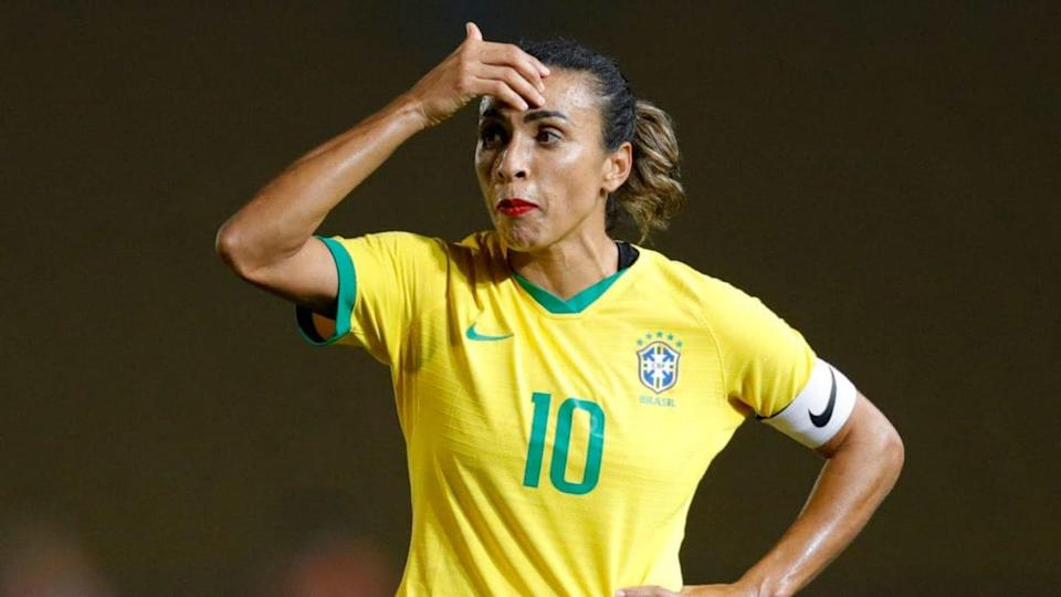 Brazil v China   Fred Lee/Getty Images