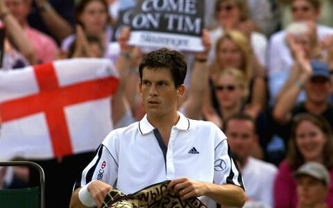 <span>Henman believes it should be up to the player to problem-solve during a match</span> <span>Credit: YURI KADOBNOV </span>