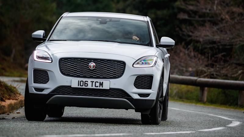 2018 Jaguar E-Pace S D240 first drive