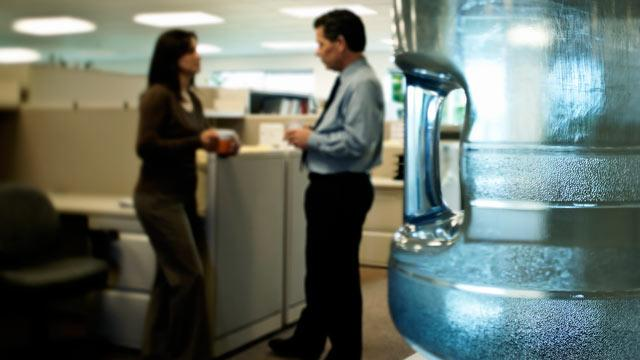 Office Chit-Chat Biggest Time Waster at Work