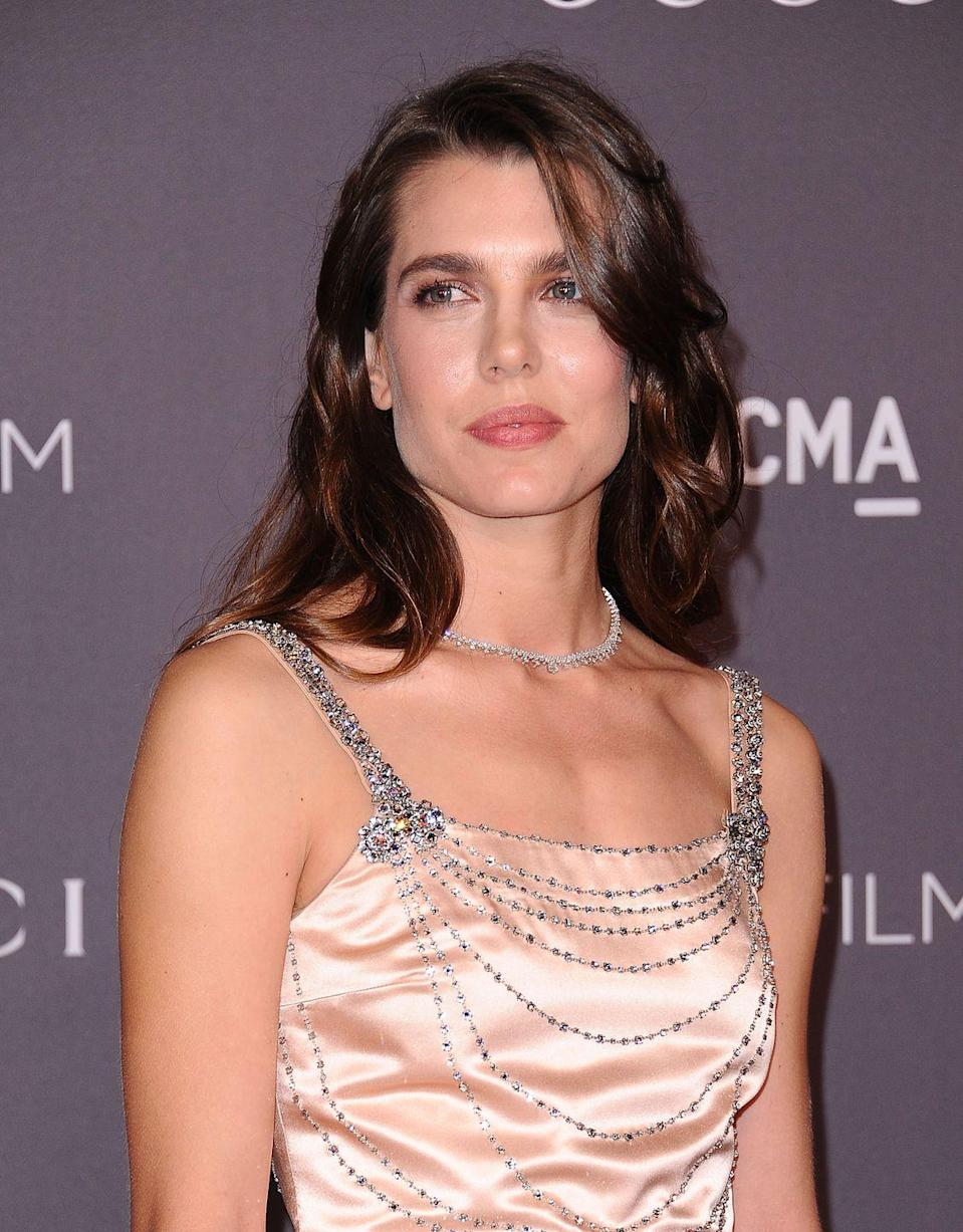 <p>Prince Pierre's 31-year-old sister Charlotte made Hollywood headlines in November 2017 when she was romantically linked to Brad Pitt after the two were spotted talking at a LACMA event. As of press time, the rumor is just that: a rumor.</p>