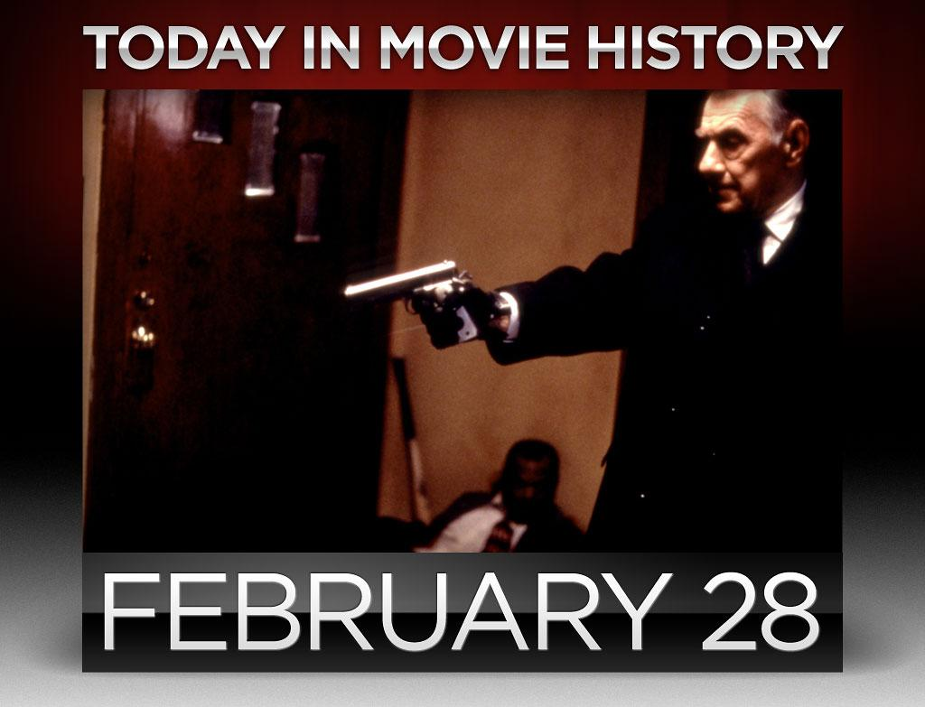 "<strong>1997</strong> – Paul Thomas Anderson's first feature film ""<a href=""http://movies.yahoo.com/movie/hard-eight/"">Hard Eight</a>"" opened domestically on this day. The film stars Philip Baker Hall, John C. Reilly and Philp Seymour Hoffman, who would go on to appear in Anderson's next two films, ""Boogie Nights"" (1997) and ""Magnolia"" (1999). <br /><br /><br />"