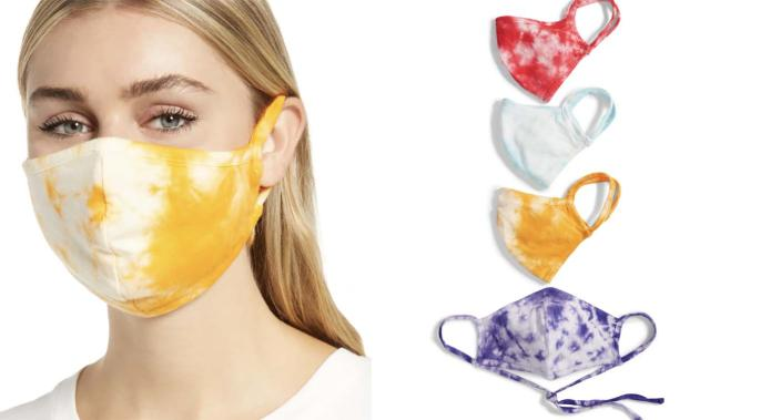 You can score Nordstrom's bestselling face masks for up to 60% off right now.