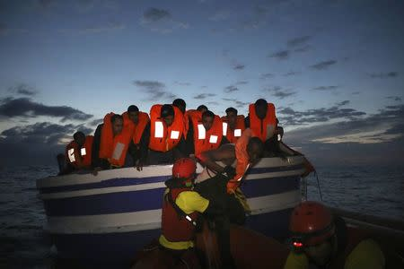 Over 146 migrants drowned off Libya's coast, UNHCR says