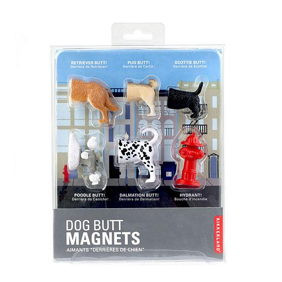 Dog Butts Animal Magnets (Amazon / Amazon)