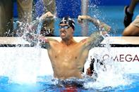 The United States' unlikeliest swimming gold medalist in Rio