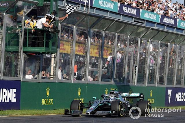 "GP de Australia, Valtteri Bottas, Mercedes <span class=""copyright"">Jerry Andre / Motorsport Images</span>"